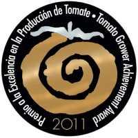 Productores potosinos reciben premio a la Excelencia en Producción de Tomate