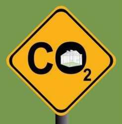 CO2 greenhouse
