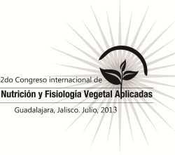 Congreso de Nutricion del Intagri
