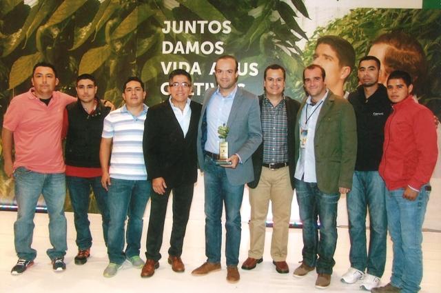 Divemex Premio Pimientos 2014