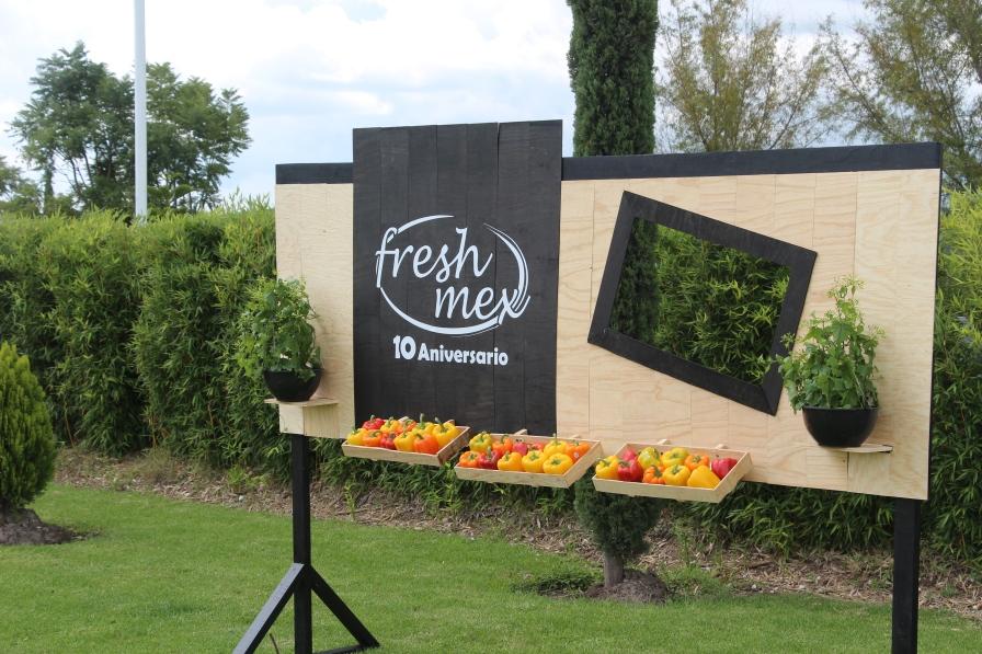 FreshMex celebra 10 años de excelencia en horticultura protegida