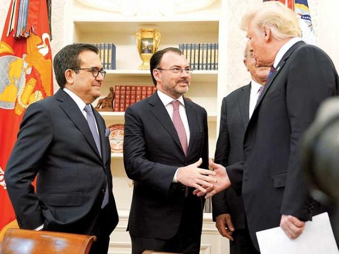 Llegan a acuerdo México y EE.UU