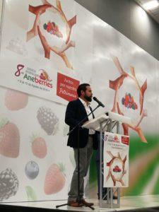 Todo un éxito, el 8vo Congreso Internacional Aneberries
