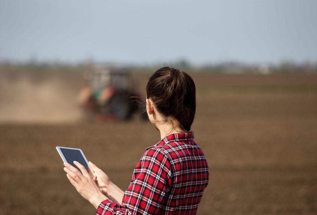 Fuerte, la participación de mujeres en el sector agrícola