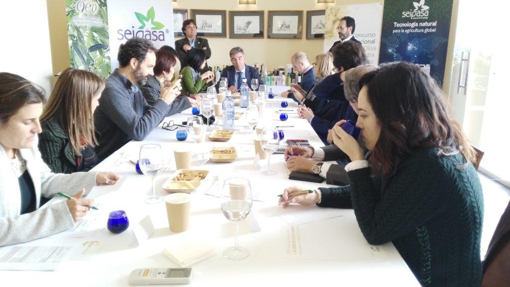 Refuerza Seipasa su compromiso con los mejores aceites de oliva ecológicos del mundo