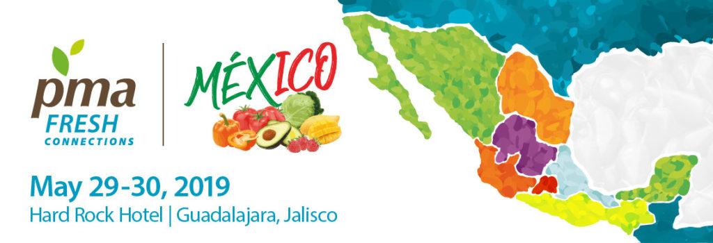 Minoristas y líderes de la industria, presentes en PMA Fresh Connections: México