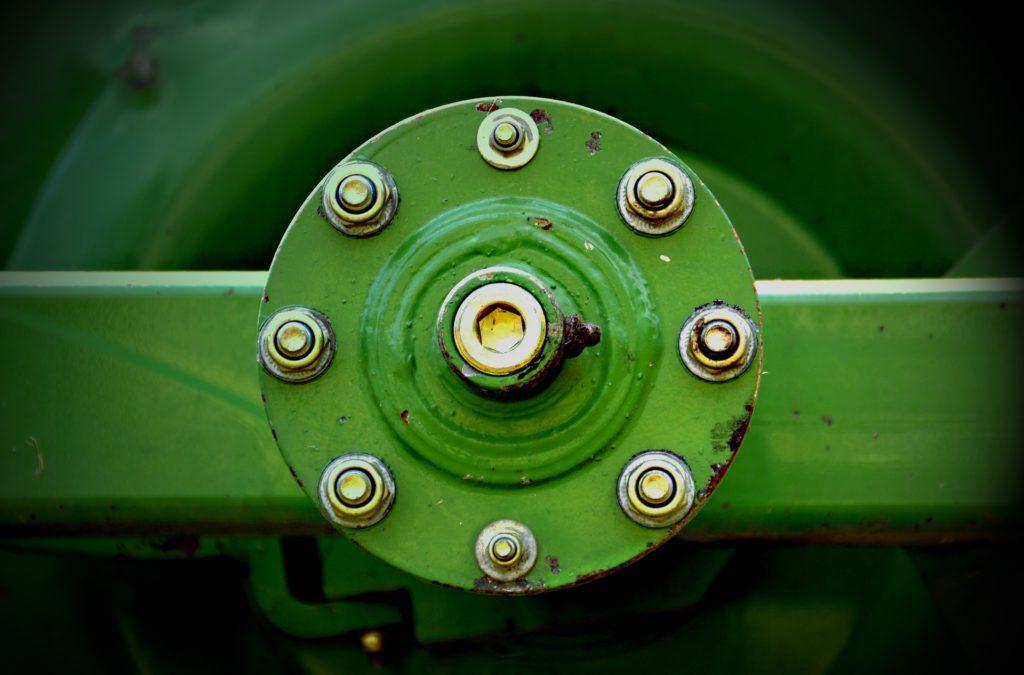Sé inteligente si quieres modificar equipo agrícola
