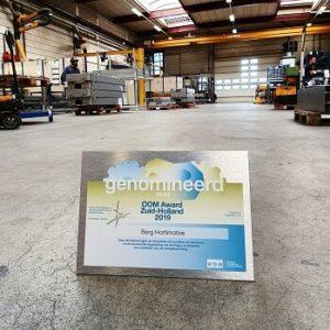 Berg Hortimotive, incluida en el top de las 3 mejores organizaciones